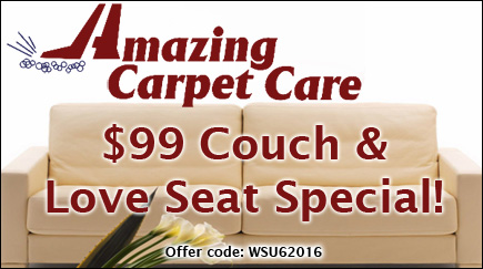 Amazing Carpet Care Uphostery Cleaning